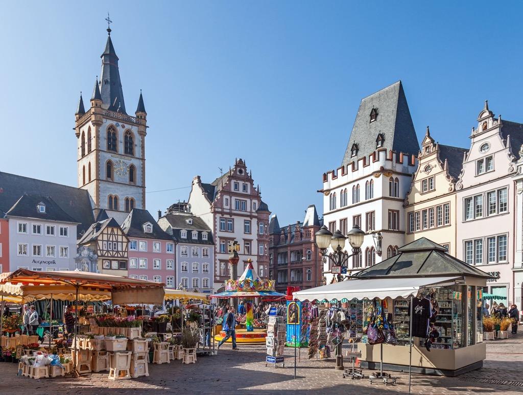 Trier, Regio 4