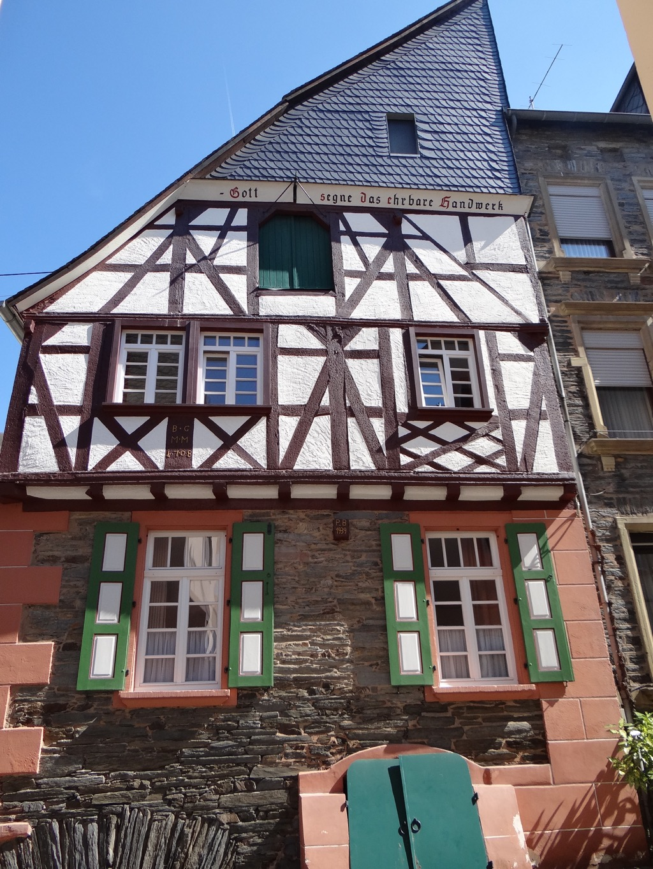 Graach-Fachwerkhaus