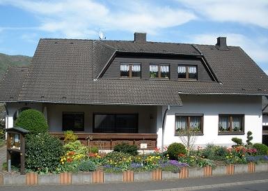 vakantiewoning Rita Heimes in Bremm Moezel
