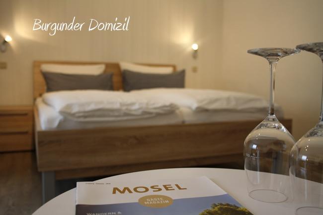 Kröv-Junglen-vakantiewoning Burgunder