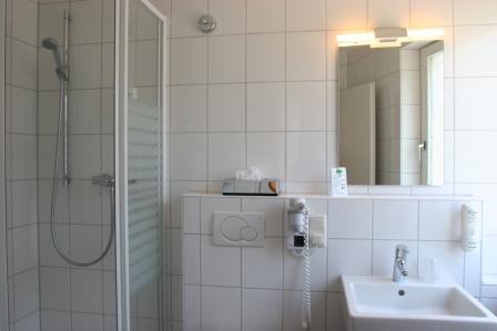 Hotel Nittelerhof badkamer