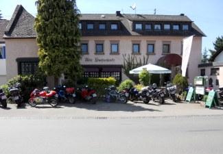 Alte Dorfschänke - kort arrangement