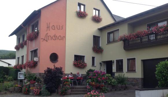 Andrae Gästehaus in Bruttig-Fankel