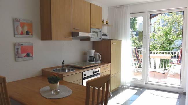 keuken toegang terras backes