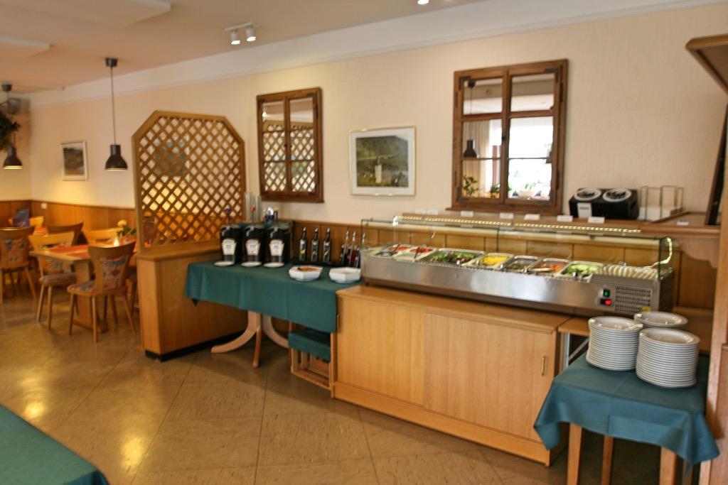 Buffet restaurant Berg