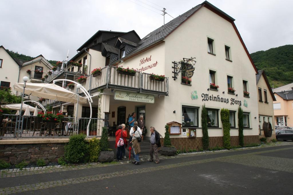 Weinhaus Berg - genietersarrangement