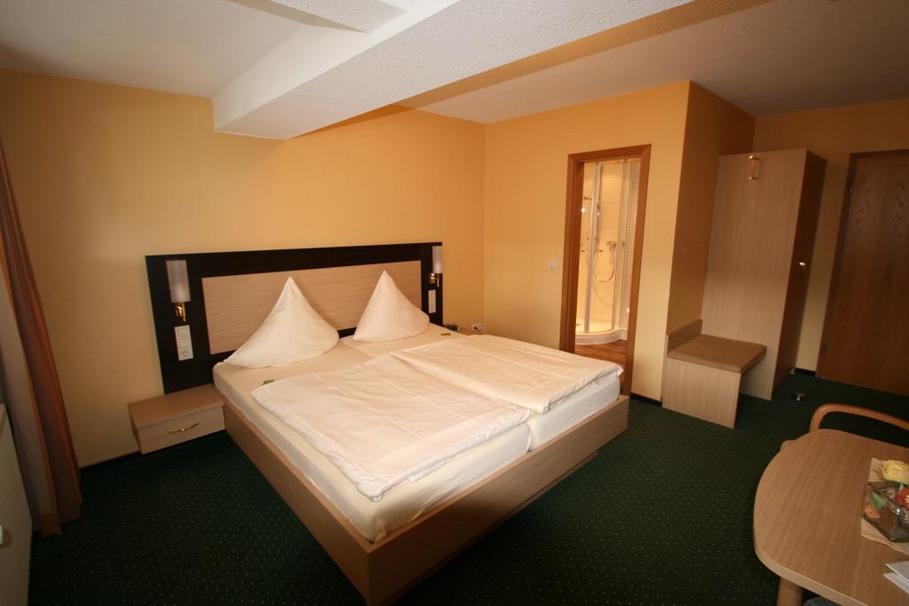 Gastenkamer luxe hotel Berg