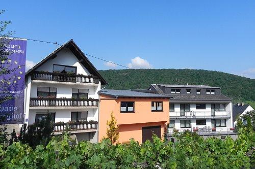 Haus Berghof - pension