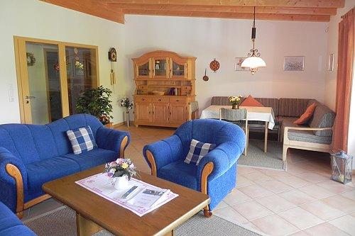 vakantiewoning Berghof Moezel