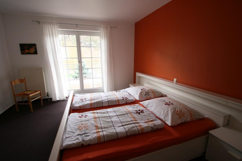 Vakantiewoning voor 4 personen met 2 slaapkamers en wifi