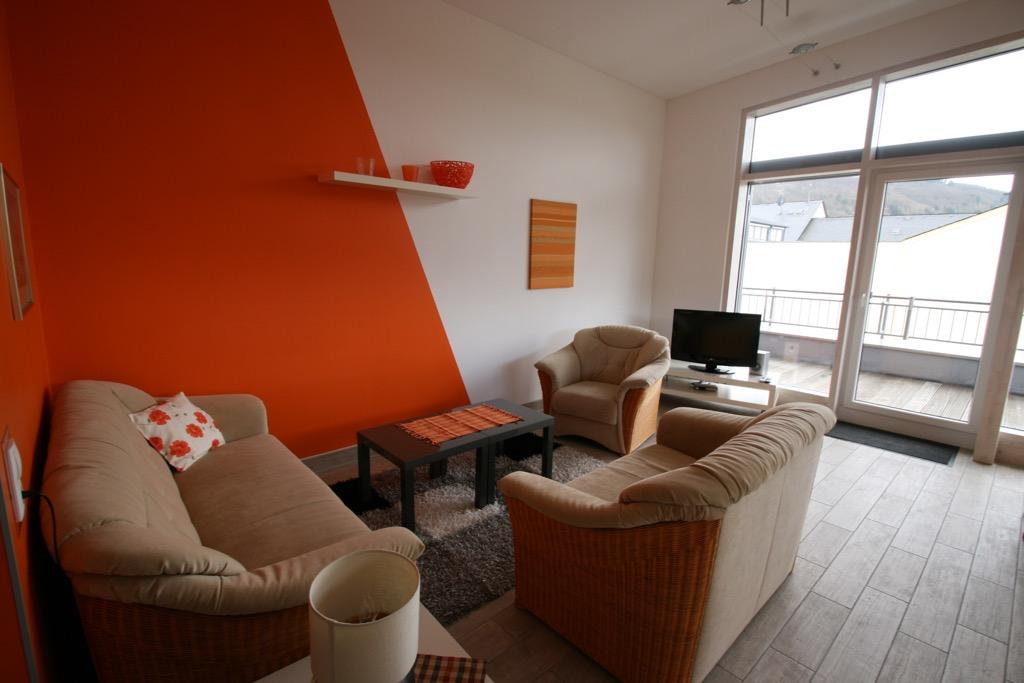 Vakantiewoning Krov met balkon en internet en Moezelzicht