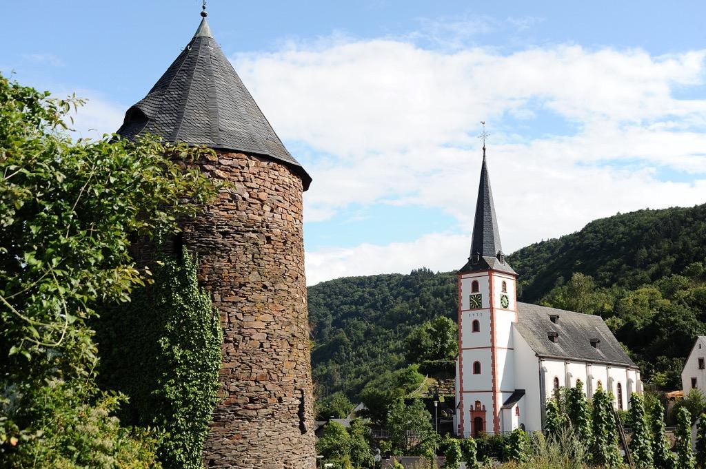 Briedel - kerk
