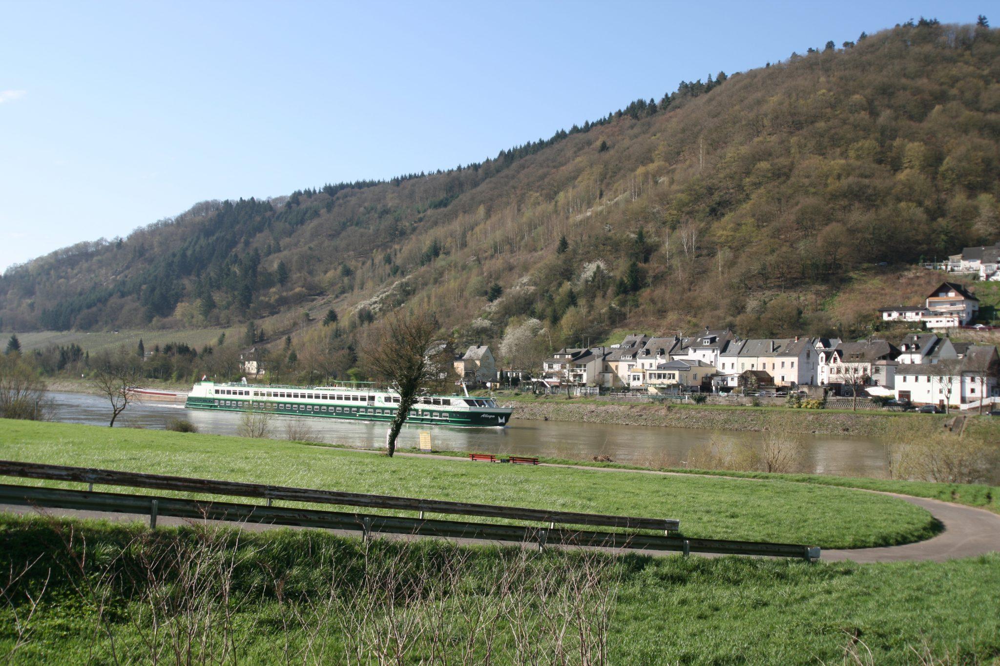 Fietsvakantie 2: 8-dagen Moezel - van Trier naar Koblenz