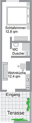 Vakantiewoning Stolzenberg in wijngoed Edmund Loewen in Detzem