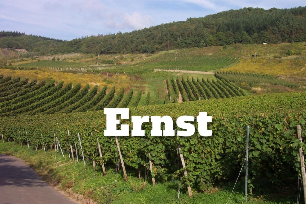 Ernst, regio 2