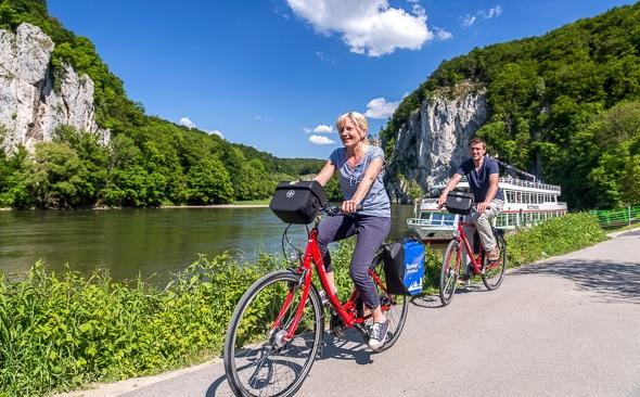 Fietsvakantie 23: 6 dagen Donau en Altmühl - fietsrondreis
