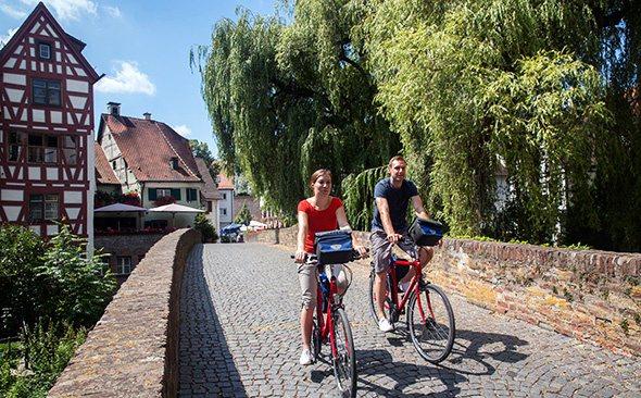 Donau-fietstocht van Regensburg naar Passau