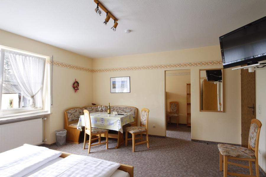 appartement 7 personen Moezel