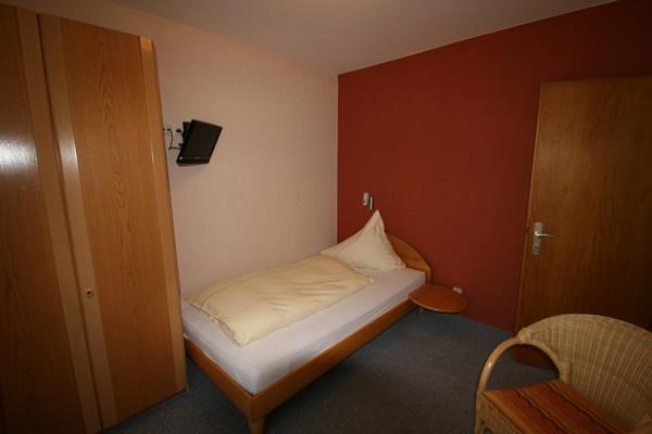 Geller eenpersoonskamer
