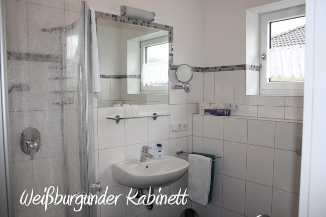 Badkamer weißburgunder Kabinett