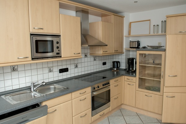 Keuken vakantiewoning Ketter in Neef