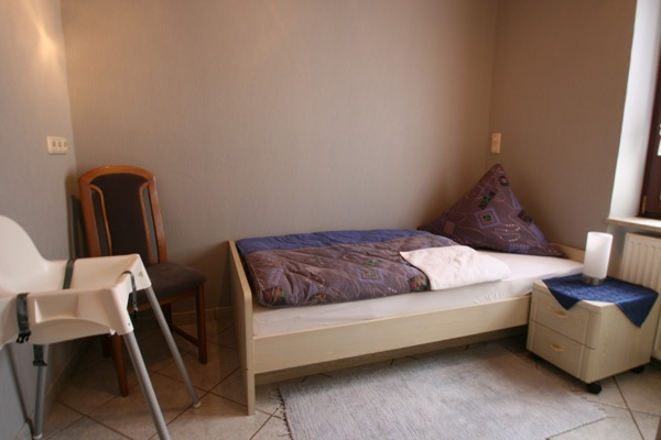 Slaapkamer 1 persoon Ketter in Neef