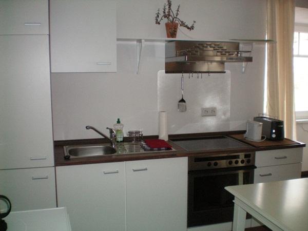 keuken appartement klering briedern