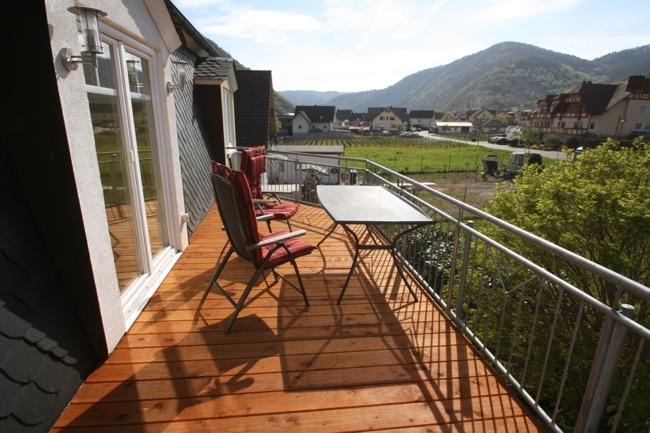 1 woning met balkon klering in Briedern