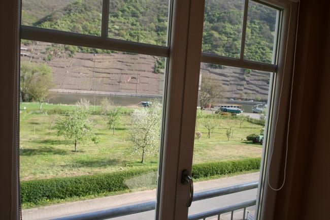 uitzicht vakantiewoningen klering in Briedern