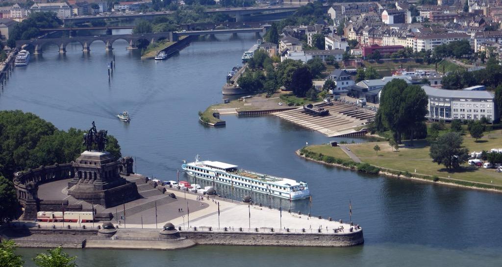 Koblenz, regio 1