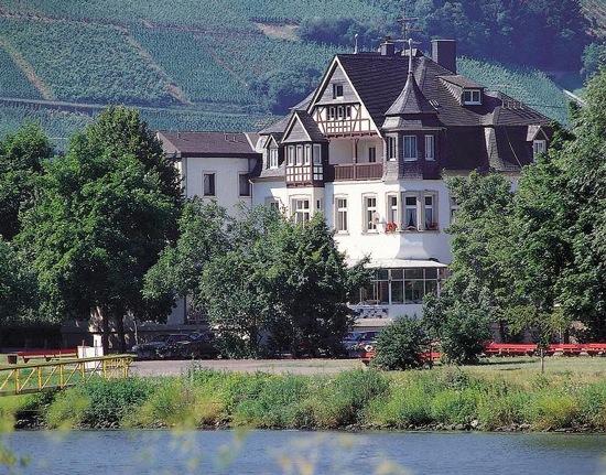Hotel Krone Riesling aan de Moezel