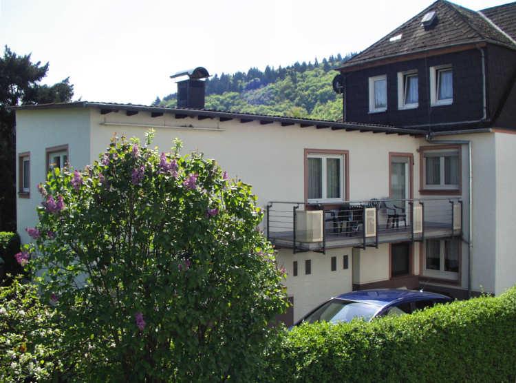 vakantiewoning Lenz met balkon