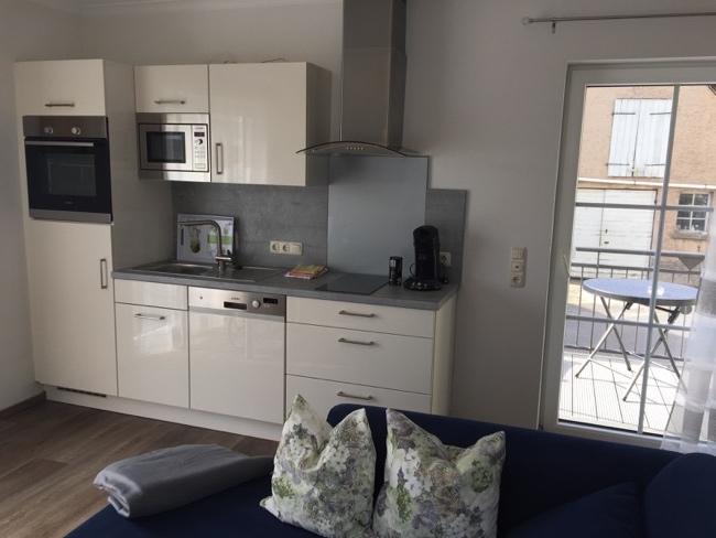 Appartementkamer Moezelzicht Weinhaus Lenz