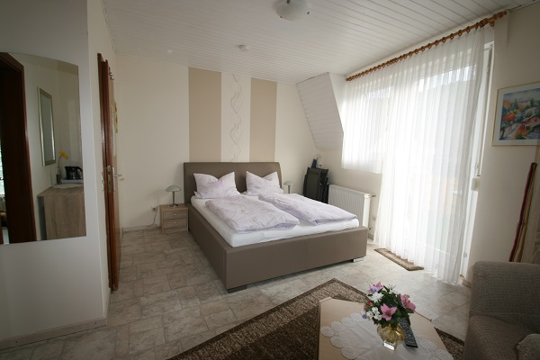 kamer in pension Lex-Becker in Trittenheim