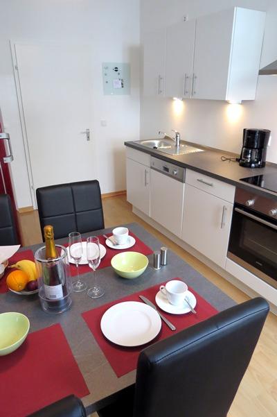 Keuken loge 1 in Zell