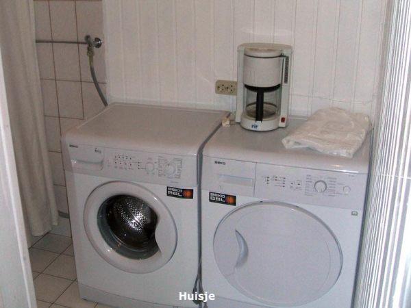 Maxhof - huisje - wasmachine vakantiewoning