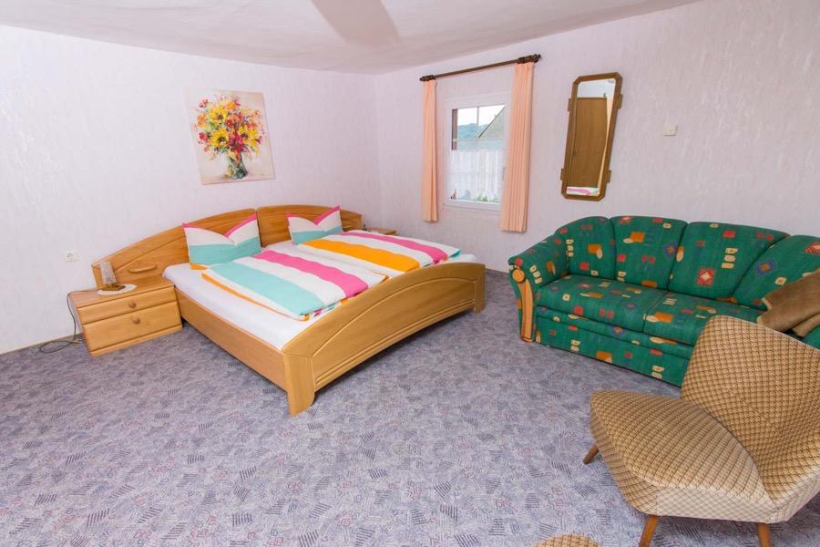 3 slaapkamers - 6 personen vakantiewoning