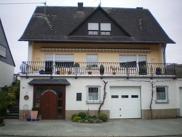 pension melcher in Trittenheim Moezel
