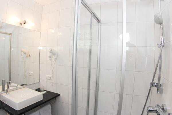 hotel Moselblick Piesport nieuwe badkamers