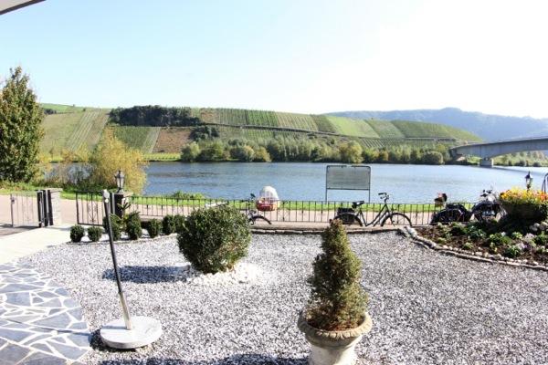 hotel Moselblick Piesport uitzicht suite