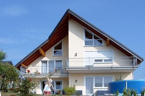 Zell vakantiewoning met Moezelzicht en balkon