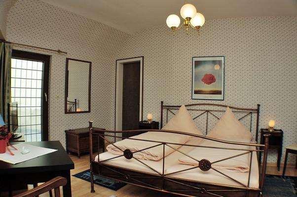 hotelkamer met parkeerplaats binnenstad Bernkastel