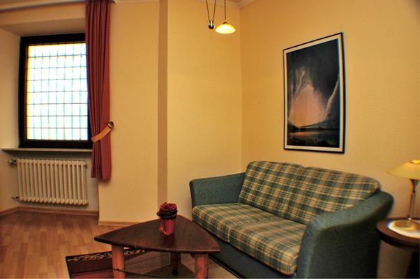 hotel suite in Bernkastel binnenstad