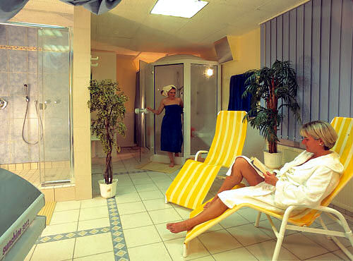 Hotel Moselbluemchen sauna