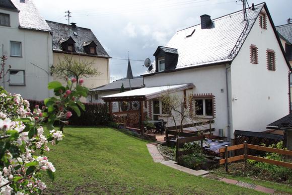 Uw eigen vakantiehuis met tuin Moezel