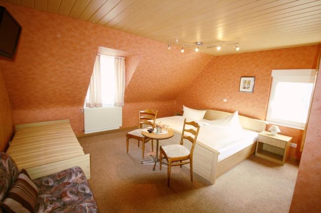 Gutsweinschänke Müllers in Kröv hotelkamer