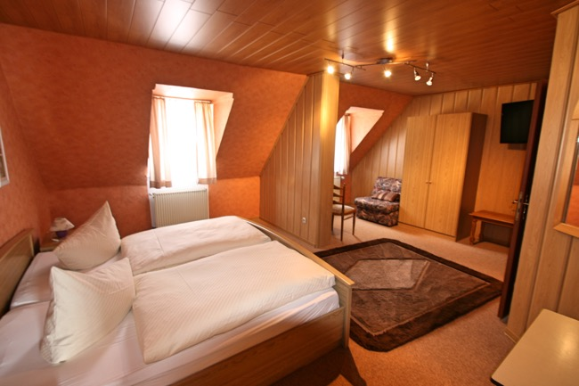 Gutsweinschänke Müllers hotelkamer