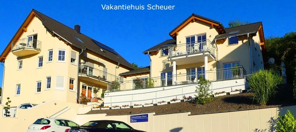 Vakantiehuis Scheuer