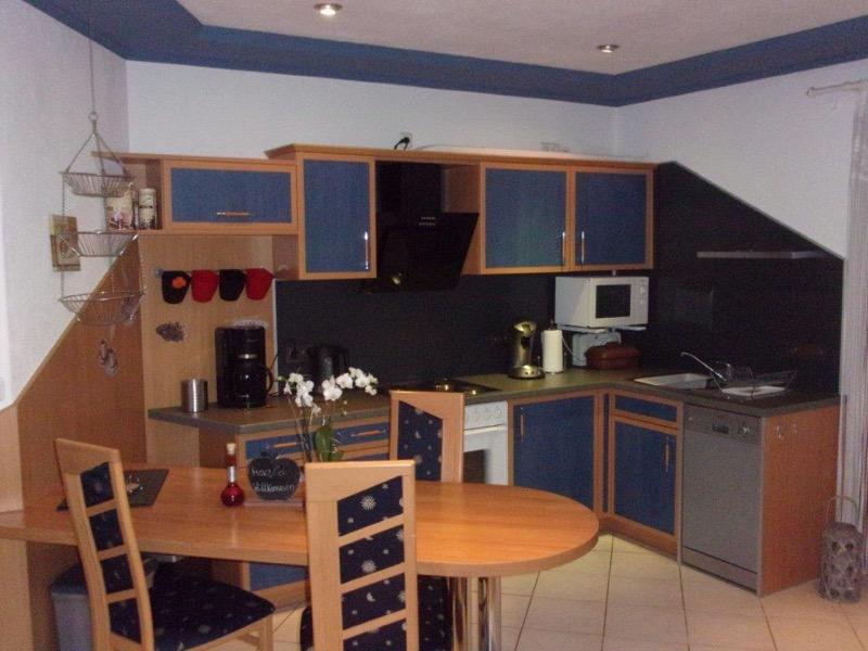 Vakantiewoning Pellenz-keuken