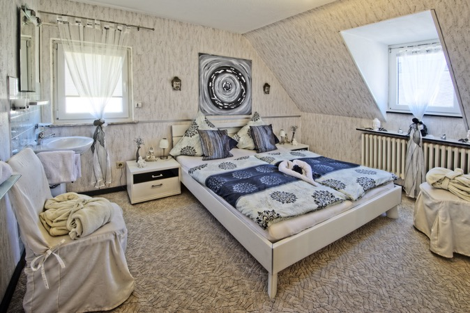 Trittenheim-slaapkamer-vakantiewoning-Porten